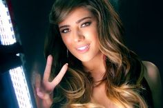 Miss.Lebanon Lumineers by Ferrair dental clinic. http://www.habibzarifeh.com