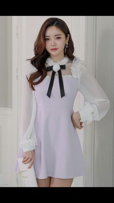 Kawaii Clothes, Kawaii Outfit, Photography Tips, Cold Shoulder Dress, Dresses With Sleeves, Long Sleeve, Hair, Outfits, Fashion