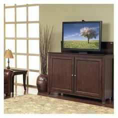 linton tv lift cabinet by seven trees pinterest tvs stil und