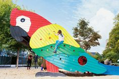 To create playgrounds for everyone, Monstrum's designers let their imaginations run wild.