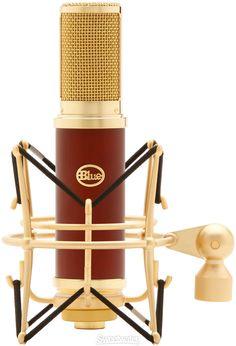 Blue Microphones Woodpecker - TOO #MOMENTUMforbeautifulpeople