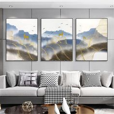 Abstract Tree Painting, Flower Painting Canvas, Abstract Wall Art, Acrylic Canvas, Canvas Art, Canvas Wall Decor, Home Wall Decor, Room Decor, Living Room Pictures
