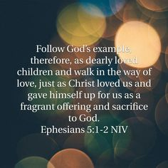 Everybody deserves God's love. As Christ's children who walk in love we are blessed to be able to share it. -SOL