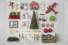Proyecto Homy Deco por Fruta Studio // Foto: Nay Jiménez // Dirección de Arte: Joaquín Soffia // #lifestyle  #inspiration #creative #christmas #navidad #polyvore #flatlay