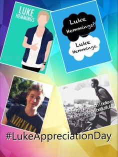 Luke appreciation day. Credits are to (@caylie_wood)