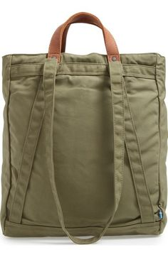 f883f2709c Main Image - Fjällräven  Totepack No.1  Water Resistant Tote Recycling