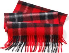 Pure Cashmere Scarf Woven in Scotland *** Continue to the product at the image link.
