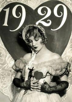 Leila Hyams by Vintage-Stars, via Flickr