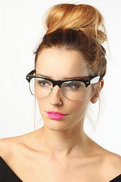 Clubmaster Eyeglasses