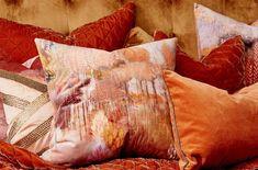 Vesivärimäinen tyynynpäällinen 60 cm x 60 cm