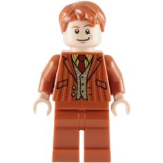 LEGO Fred Weasley / George Weasley Minifigure