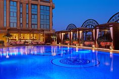 Hotel Four Seasons Cairo At The First Residence - Cairo #HotelDirect info: HotelDirect.com