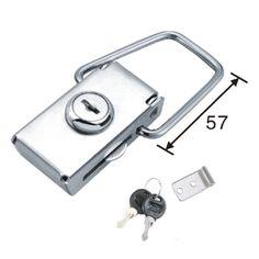 Machinery parts long latch Lock