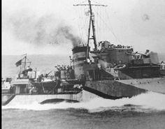 HMS Laforey