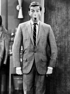 Dick Van Dyke. Will always be one of my all time favorite actors. Can't think of any male actor that I love more.