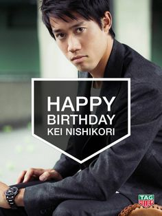 Happy Birthday Kei*\(^o^)/*