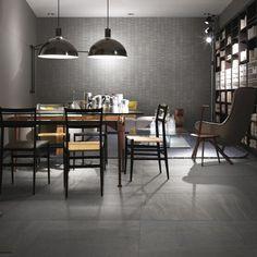 Eco Stone Antracite Tile 45 x 90cm £ 3.39 PER TILE £ 52.97 PER M² INC VAT Almurad Tiles