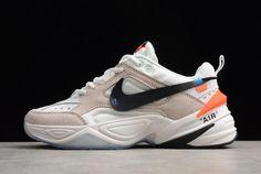 db537c90b56a 2018 Off-White x Nike M2K Tekno Beige White Outlet Sale | Jordans 2019 Cheap