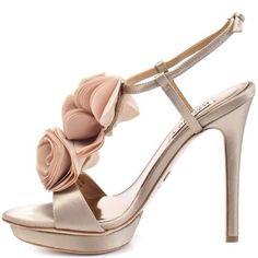 Badgley Mischka, Ballerina Slipper: Winona Ryder
