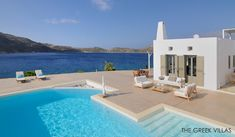 Luxury Amorgos Villas, Amorgos Villa Chelsea, Cyclades, Greece