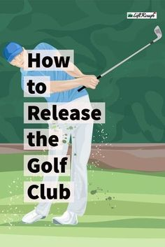 Have you ever thought about how you release your golf swing? If you're just beginning to play golf, do not read this article. But for you seasoned golfers, improving your release could improve your ball striking. #golf #golfswing #golftips