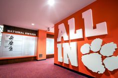 Jack Porter  » Clemson University Football Operations Center