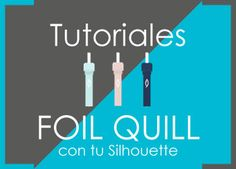 Foil Quill de We R Memory Keepers.