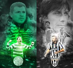 Champions League 2013 - Celtic vs Junventus