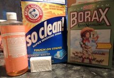Homemade, Eco-friendly, Liquid Laundry Soap - Modern Hippie Housewife