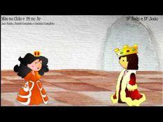 """""""Dona Inês e Dom João"""" - Mão no Chão e Pé no Ar - Daniel Completo e José Fanha - YouTube Social Studies, Counting, Musicals, Disney Characters, Fictional Characters, Singing, Snoopy, Study, Disney Princess"""