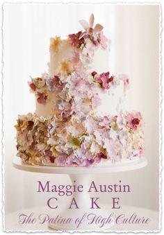 Maggie Austin cake from May/June 2103 Celebrating Everyday Life magazine. CelebratingEverydayLife.com/magazine Clipped from CEL magazine #clippings