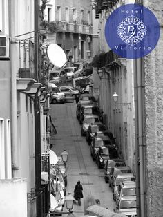 Cagliari vecchia - http://www.hotelbjvittoria.it   #cagliarivecchia #hotel #biancoenero #Cagliari #Sardegna