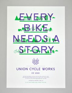 James Cuddy / Union Cycle Works