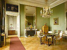 Bild: Schloss Nymphenburg, Arbeitszimmer