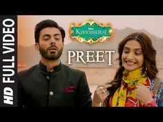 Watch Preet FULL VIDEO song in the voice of Jasleen Royal from the movie Khoobsurat starring Sonam Kapoor and Fawad Khan exclusively on T-series. Beautiful Songs, Love Songs, Bollywood Music Videos, Indian Music, Video Full, Audio Songs, Lost Soul, Sonam Kapoor, Mind Blown