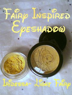 """Have fun and channel your inner Light Fairy with Tinks friend Iridessa!   """"Ray of Sunshine"""""""