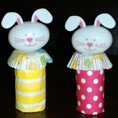 Easter Shakers and Music Makers - easter craft