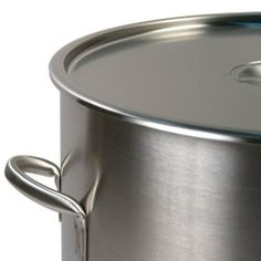 Stainless Steel Brewing Pot- 5 Gallon by Midwest Homebrewing and Winemaking Supplies. $36.99. These boil kettles are made of stainless steel and feature a lid. The only pot an extract brewer will ever need.  Larger 5 gallon size may also be used as a mash tun for partial-mash batches. This kettle is not available for the hole drilling service.