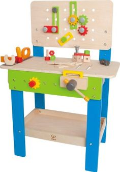 Hape Master Workbench, (for the kids, from Santa?)
