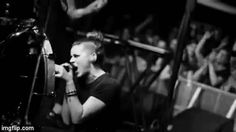 PVRIS // Lynn Gunn // EU Headline Tour (video by Gavin Smith)