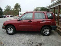 2000 Chevrolet Tracker for sale in Laurens, SC