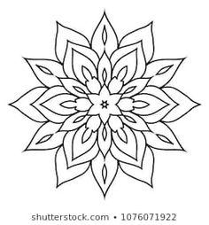 Easy simple hand drawn mandalas for beginners, senior or kids Simple Mandala Tattoo, Geometric Mandala Tattoo, Tattoos Mandala, Lotus Mandala, Mandala Tattoo Design, Flower Mandala, Xoil Tattoos, Octopus Tattoos, Forearm Tattoos