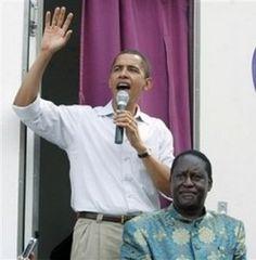 Kenya gives Obama abortion, Islamic courts