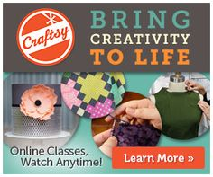 Join Craftsy Get FREE Online Craft Classes