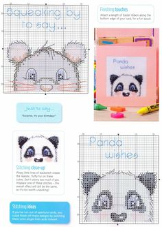 Cross Stitch Card Shop 089 28