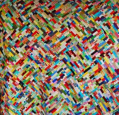 106 Best Scrappy Quilts Images On Pinterest In 2018 Jellyroll