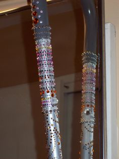 Decorated Walking Canes Lowest Price on Mosaic Stained Window Adjustable Designer Derby 1