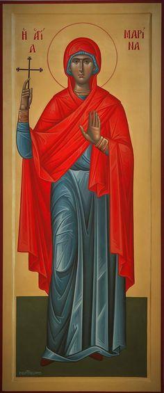 Byzantine Icons, Byzantine Art, Angel Pictures, Religious Icons, Orthodox Icons, Christian Art, Mystic, Female, Saints