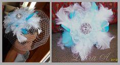 Laura A. from Hamilton Ontario : DIY {CHRISTINE} Birdcage Veil Hamilton Ontario, Bird Cage, Fabric Flowers, Veil, Brides, Creative, Inspiration, Biblical Inspiration, Burlap Flowers