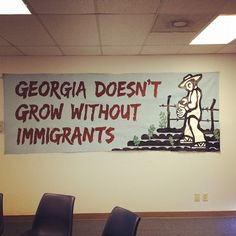 Georgia doesn't grow without immigrants.